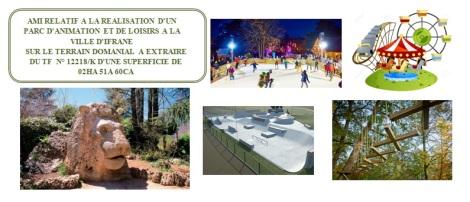 Convocatoria manifestación interés parque de ocio Marruecos